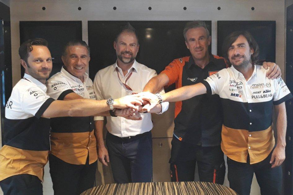 Moto2: Il Team Angel Nieto entra in Moto2 con KTM