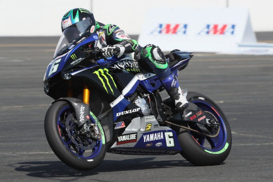 MotoAmerica:  Beaubier dominates at Sonoma and increases his championship lead