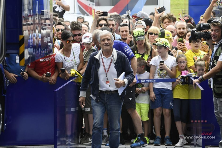 MotoGP: Agostini: Silverstone, what a gaffe! But right not to race