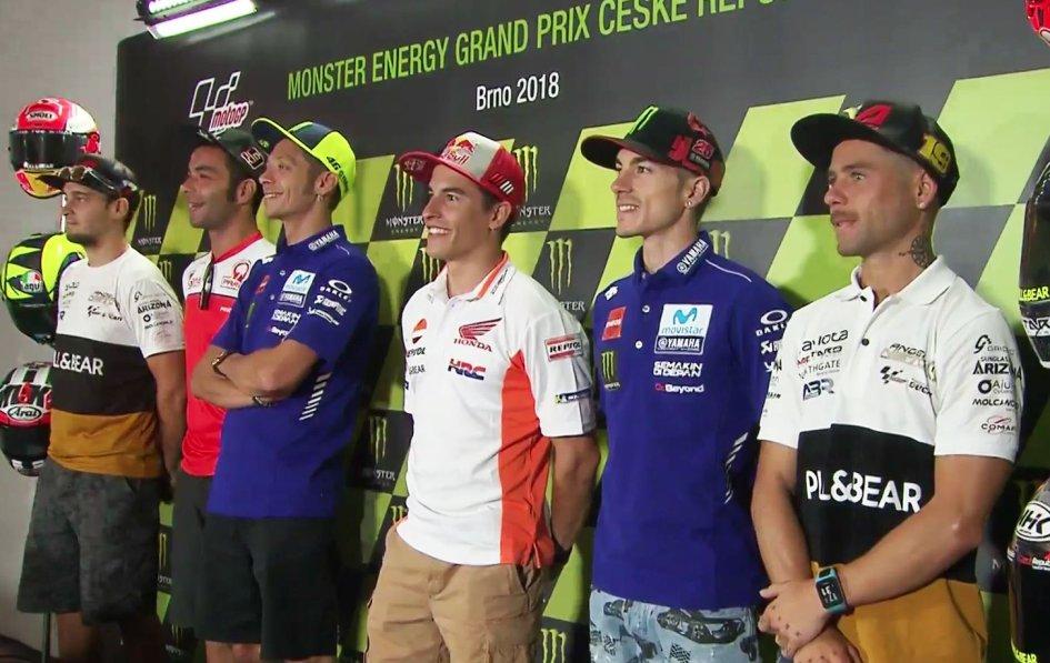 MotoGP: Marquez: per imparare devo sbatterci la testa