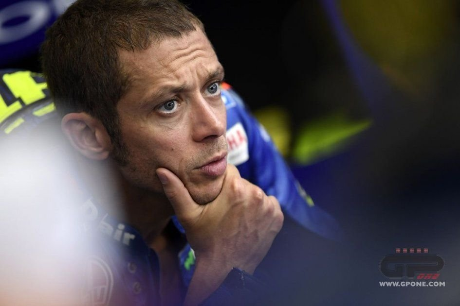 """MotoGP: Rossi: """"At Silverstone with the hope of being fast"""""""