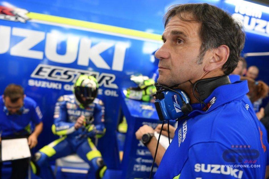 "MotoGP: Brivio responds to Iannone: ""Always treated both riders equally"""