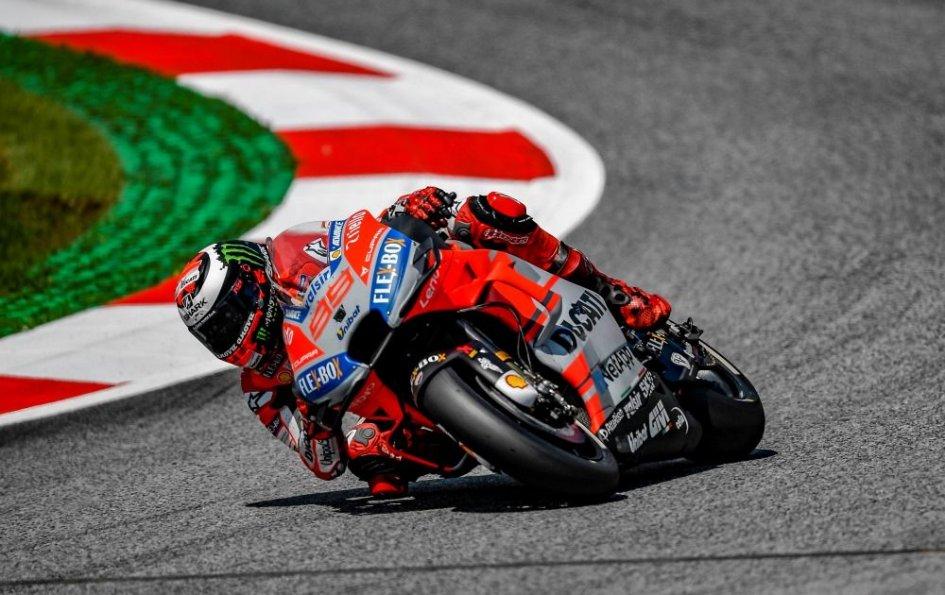 MotoGP: Lorenzo the Magnificent, Austria is still Ducati's land