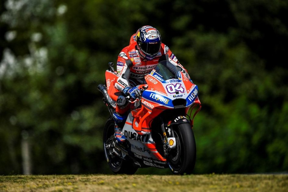 MotoGP: Dovizioso on the attack, 1st ahead of Crutchlow and Viñales