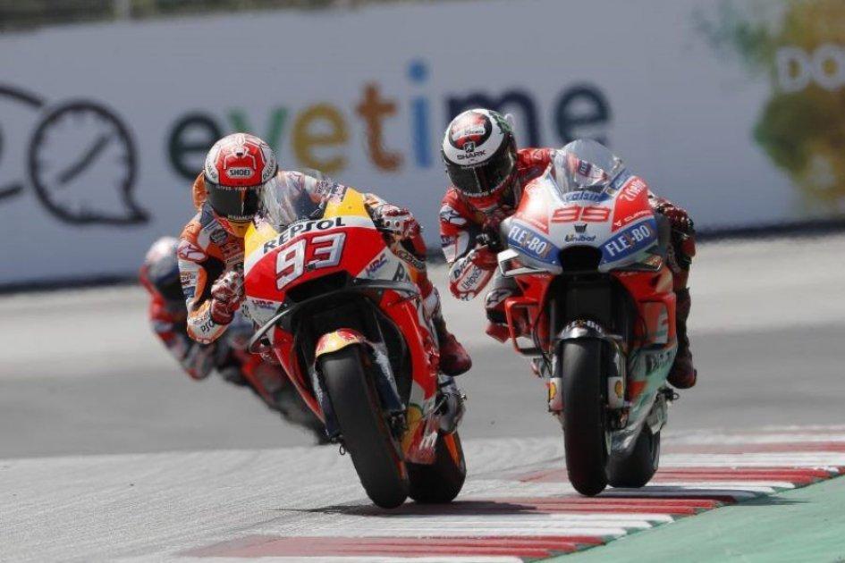 MotoGP: Dal Mugello ad oggi Lorenzo meglio di Marquez