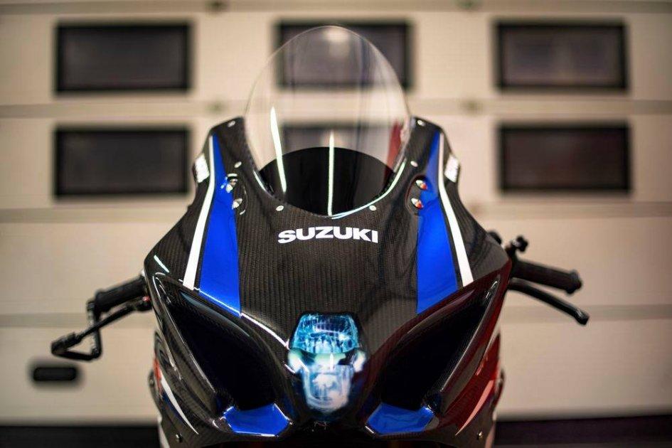 News Prodotto: Suzuki GSX-R 1000: kit racing per la Gixxer?