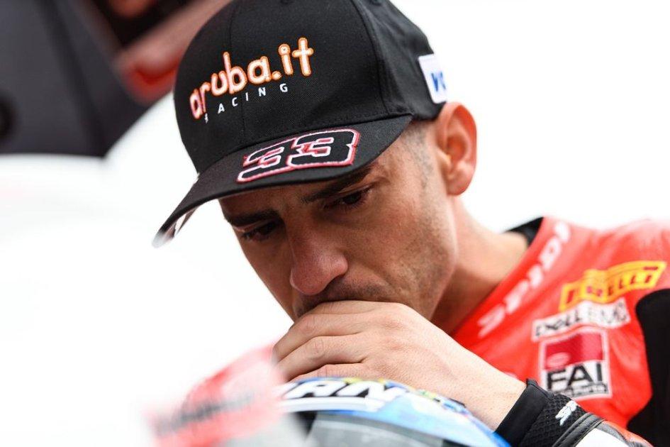 SBK: Addio Melandri, arriva Bautista nel team Ducati Aruba
