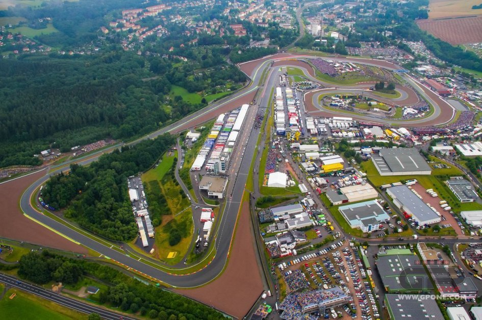: Sachsenring remains the home of the German Grand Prix