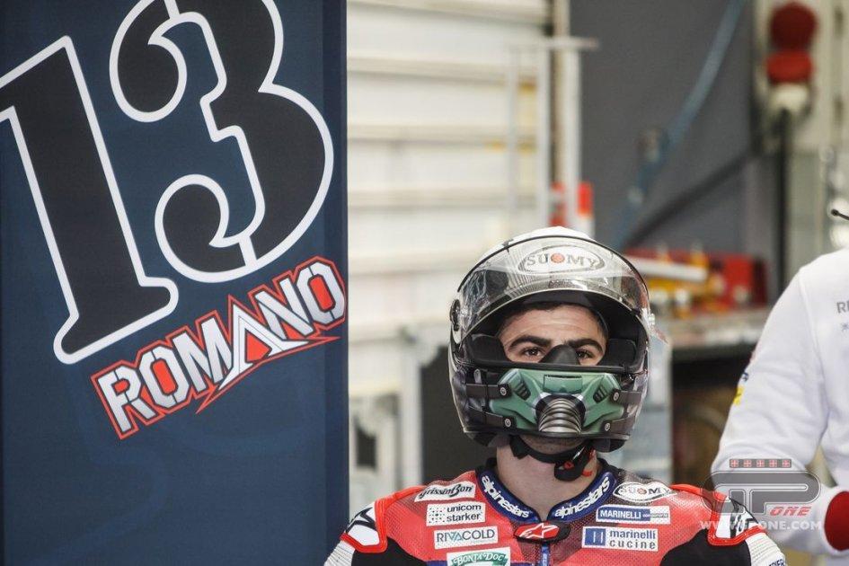 Moto2: Ezpeleta seeks a seat for Fenati