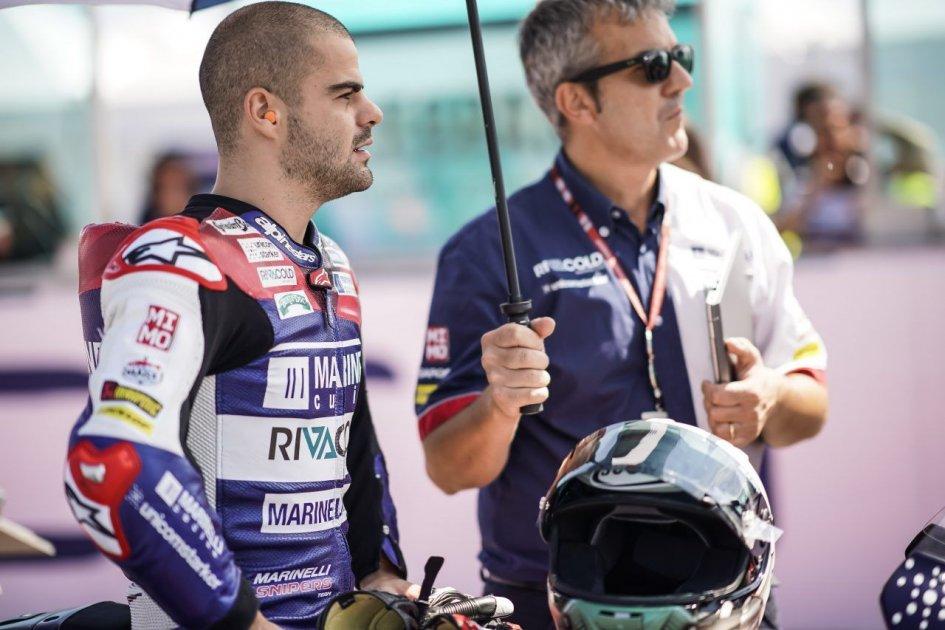 """Moto2: Fenati: """"Non sono stato un uomo, chiedo scusa al mondo dello sport"""""""