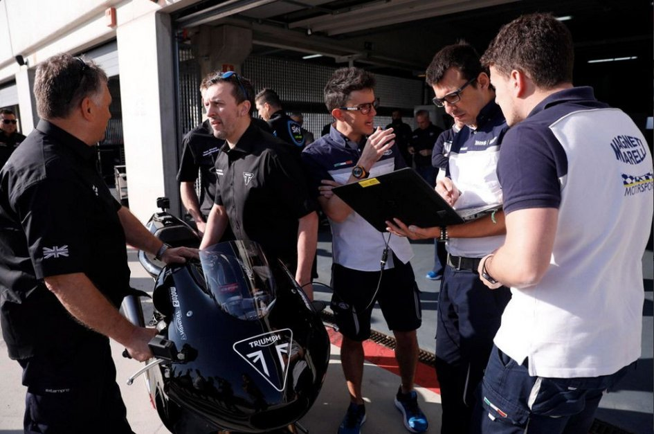 Moto2: No wildcards allowed in Moto2 in 2019