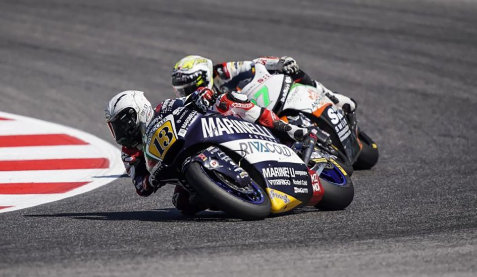 """Moto2: The Fenati Case, Snipers disassociate themselves: """"Unforgivable, we apologize"""""""
