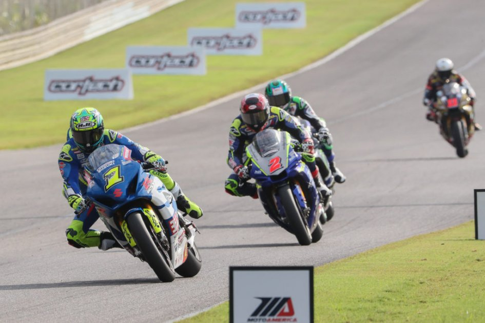 MotoAmerica: A flawless Elias wins again and beats out Beaubier