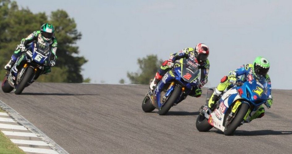 MotoAmerica: In Alabama Elias wins, Beaubier crashes