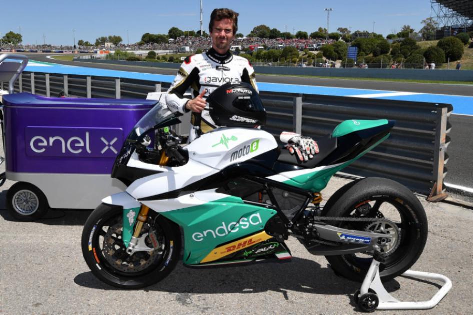 MotoE: C'è anche Nico Terol ai blocchi di partenza nel 2019
