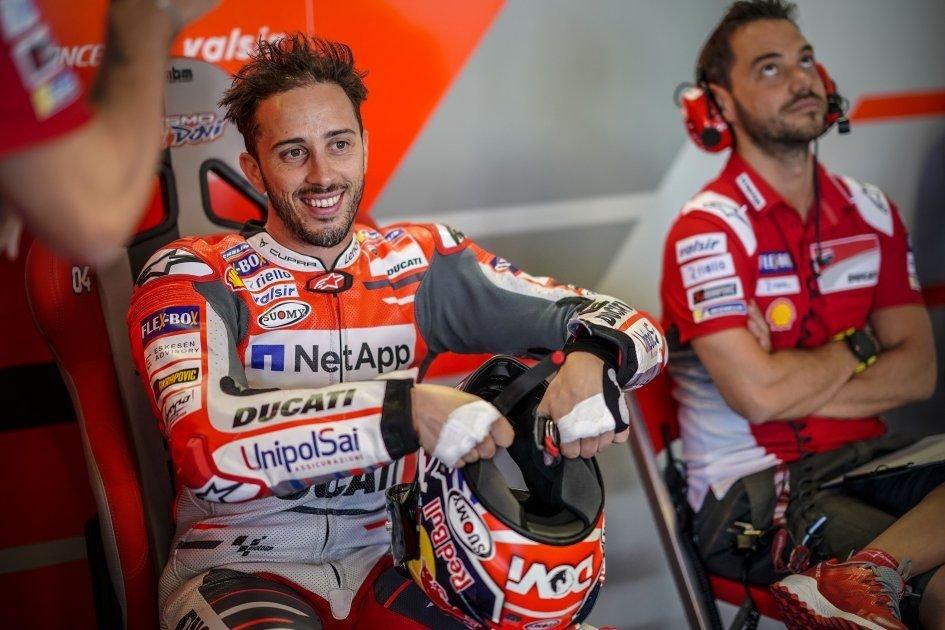 """MotoGP: Dovizioso avverte Marquez: """"Ad Aragon lotterò per la vittoria"""""""
