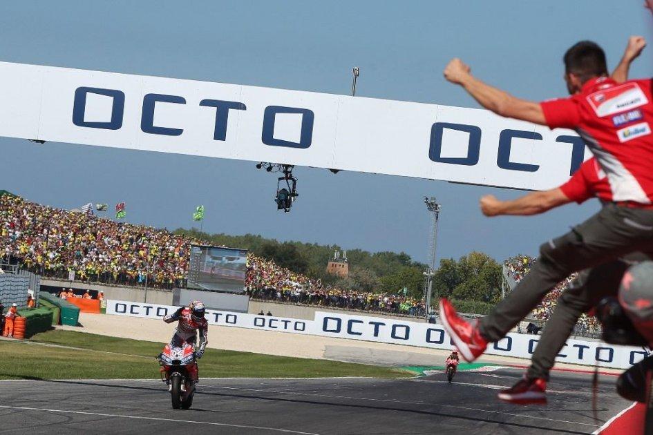 MotoGP: Misano boom! Quasi 4 milioni su Sky Sport e TV8