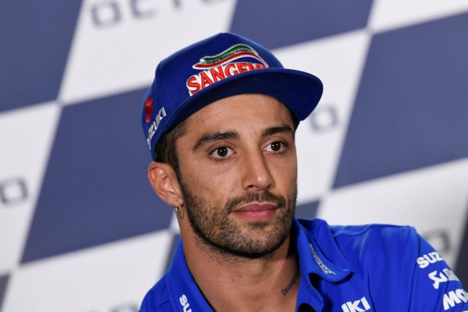 """MotoGP: Iannone: """"Alla Suzuki non serve un aiuto dal cielo"""""""