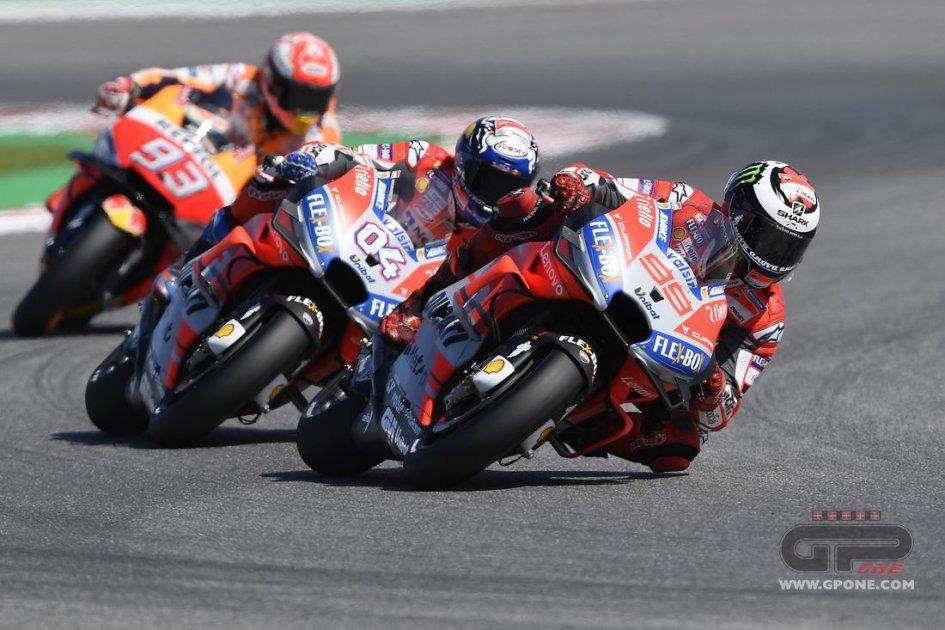 MotoGP: Ducati ad Aragon per prendere il toro Marquez per le corna