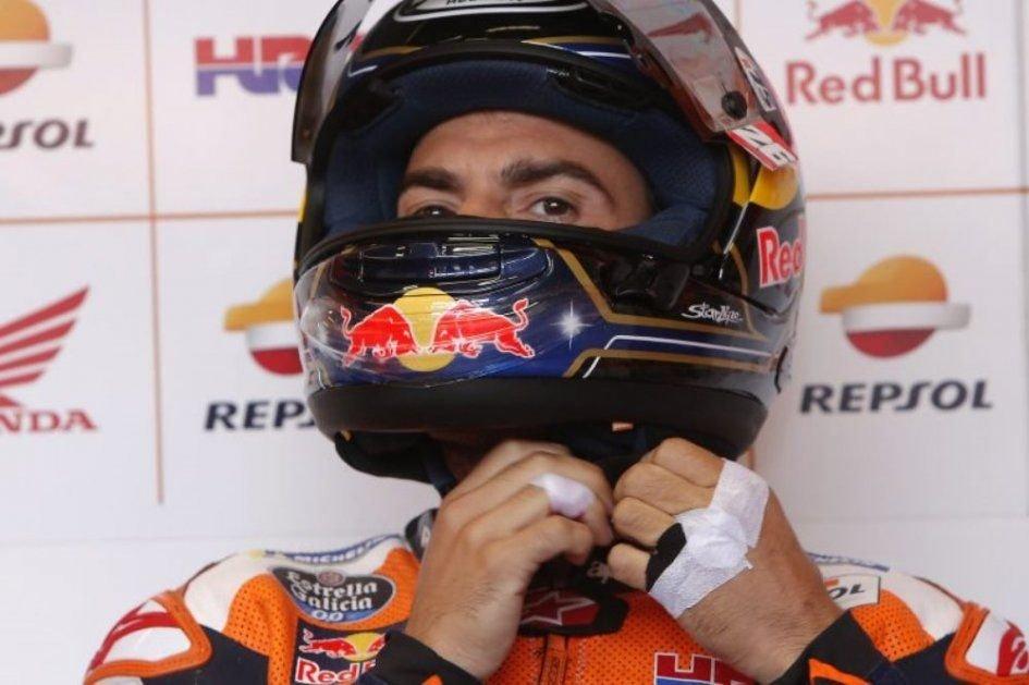 "MotoGP: Pedrosa: ""I'm unable to balance the Honda as I would like"""