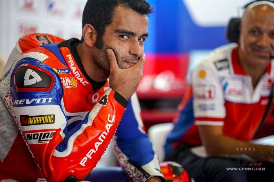 """MotoGP: Petrucci: """"I don't have the pace to battle with Dovi, Marc and Jorge"""""""