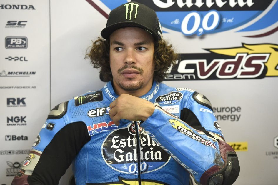 """MotoGP: Morbidelli: """"I have the speed to finish the race in the top ten"""""""