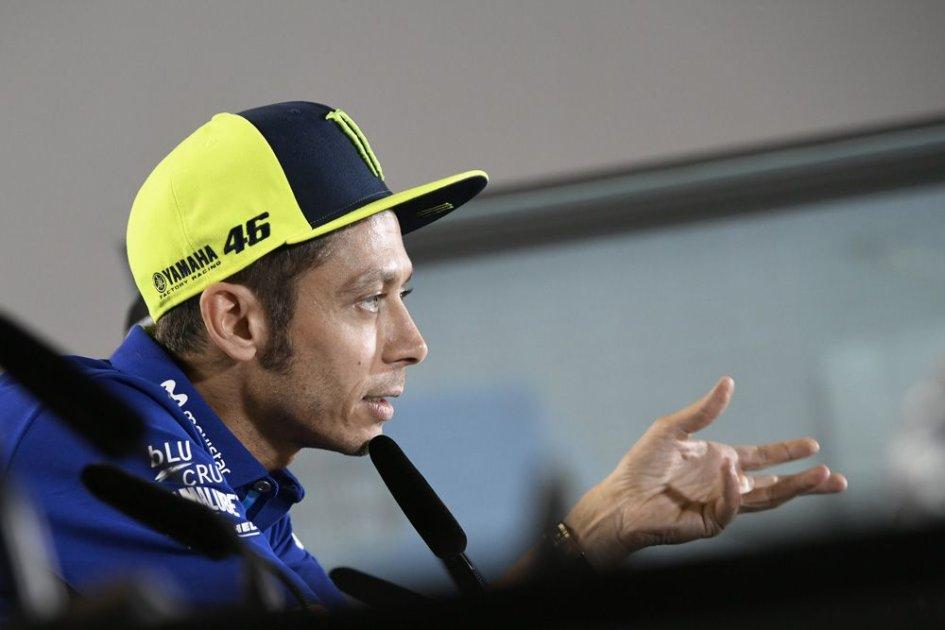 """MotoGP: Rossi: """"a Misano capii di volere fare il pilota"""""""