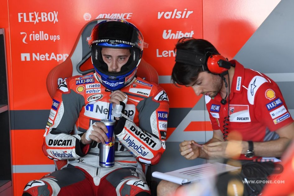 """MotoGP: Dovizioso: """"Managing the tyres more important than speed"""""""