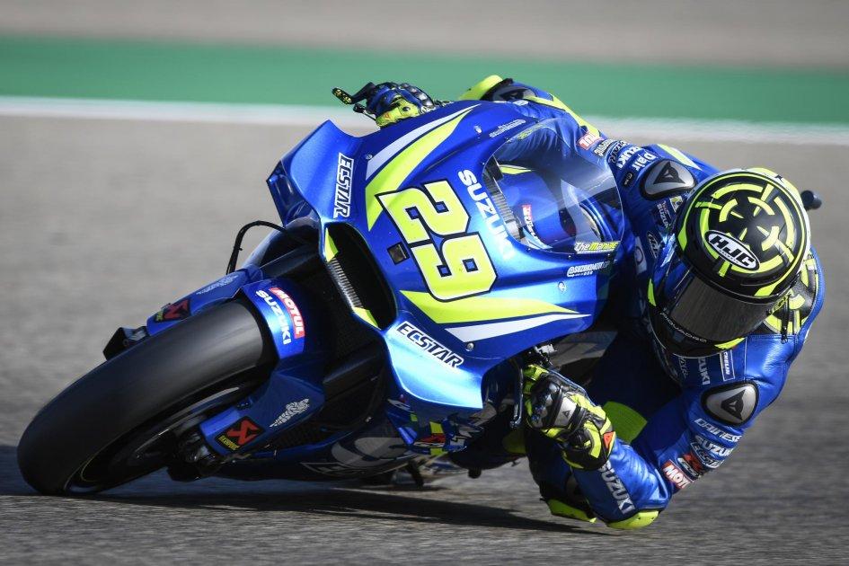 MotoGP: WUP: Iannone primo tempo... con il botto