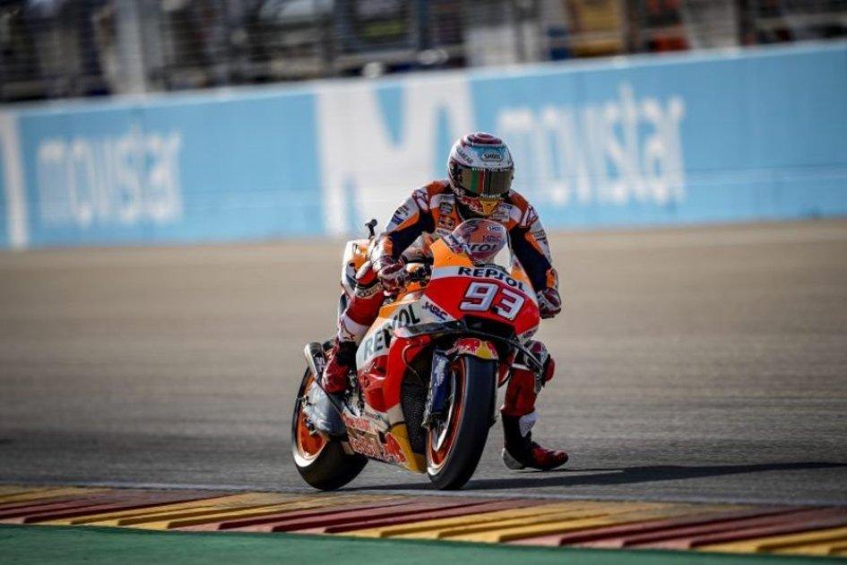 MotoGP: DesmoDovi non basta per fermare Magic Marquez