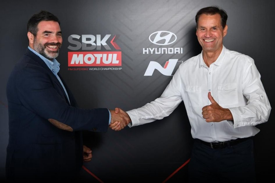 SBK: Dorna punta su Hyundai: la i30 Fastback N nuova Safety Car nel 2019