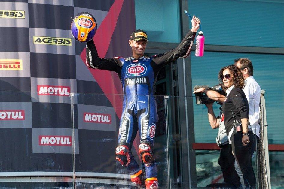 """SBK: van der Mark: """"Il podio? Quello che voglio sono le vittorie"""""""