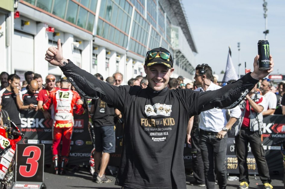 SBK: Unstoppable Rea: another win at Magny-Cours
