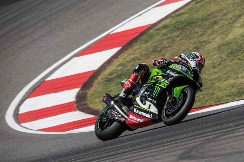 SBK: Rea the matador in Race 1 at Portimao, Melandri 2nd