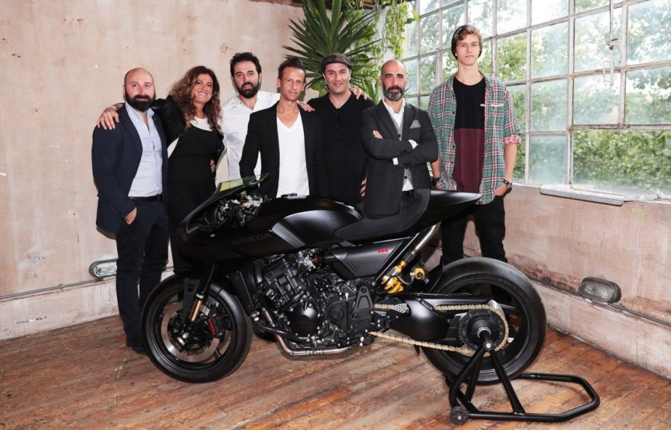 News Prodotto: MOARD: Il design motociclistico diventa show a Roma