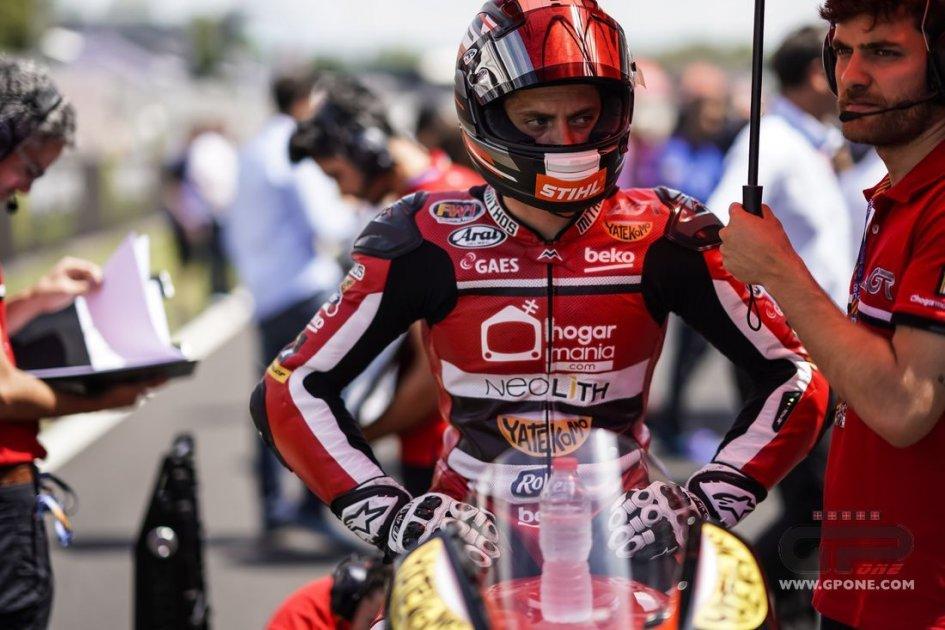 Moto2: Speed Up: farewell Kent, welcome Edgar Pons