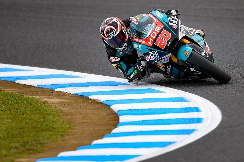 Moto2: Quartararo vince, Bagnaia allunga in campionato