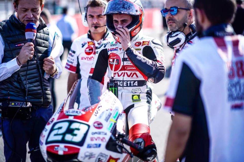 Moto3: Tegola per Niccolò Antonelli: il trittico è già finito