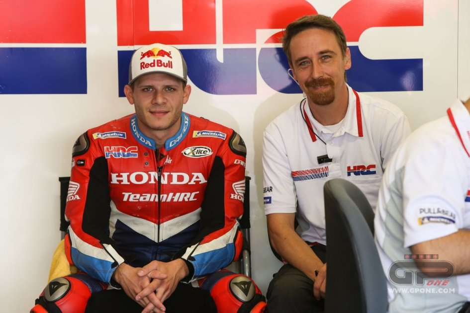 MotoGP: Stefan Bradl in place of Crutchlow in Sepang with LCR