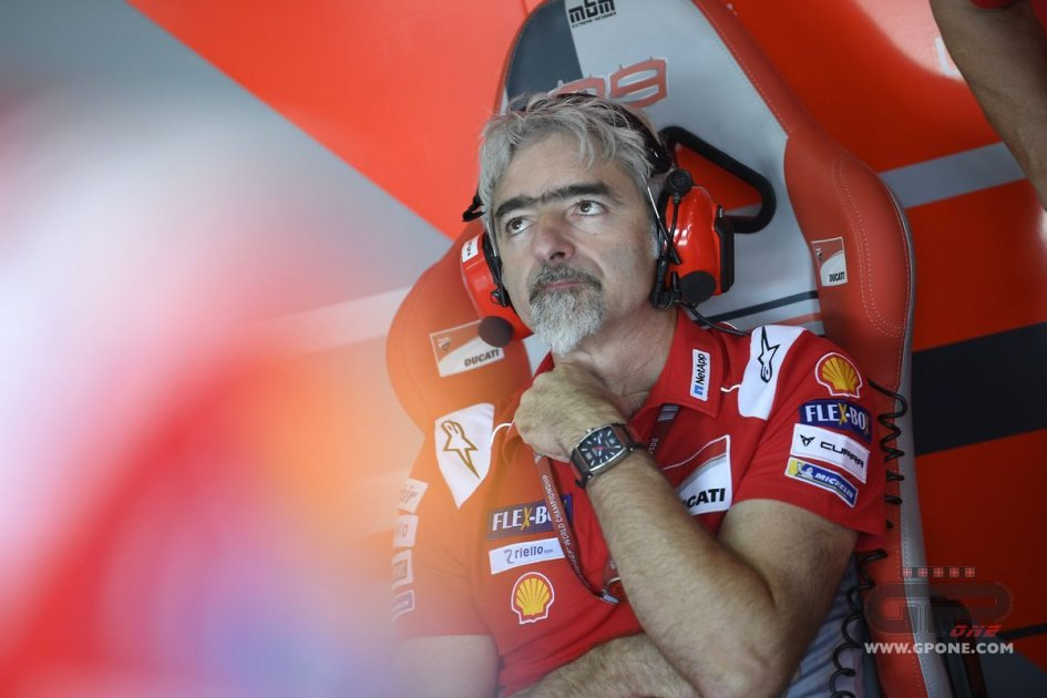 MotoGP: Dall'Igna dreams: Ducati Desmo in Moto3 and intelligent suspension
