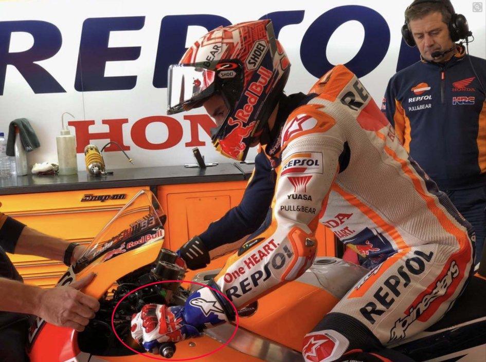 MotoGP: Marc Marquez pays tribute to Mick Doohan