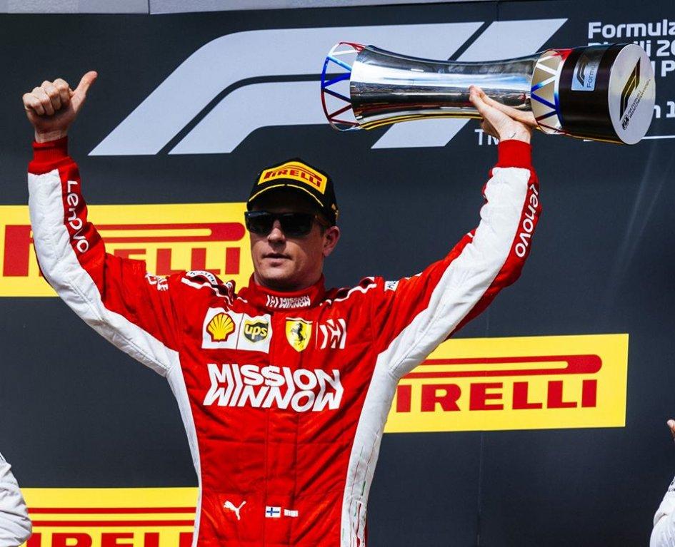 MotoGP: Rivincita F1: Raikkonen batte Marquez in tv