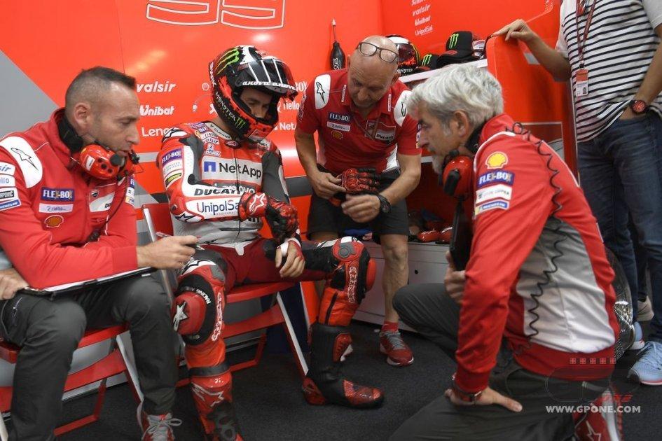 """MotoGP: Lorenzo: """"difficile che corra a Phillip Island"""""""
