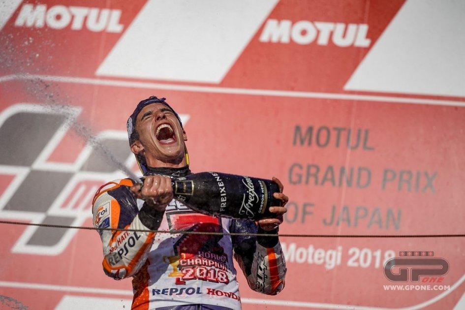 MotoGP: Marquez non si accontenta: penso alla 'tripla corona'