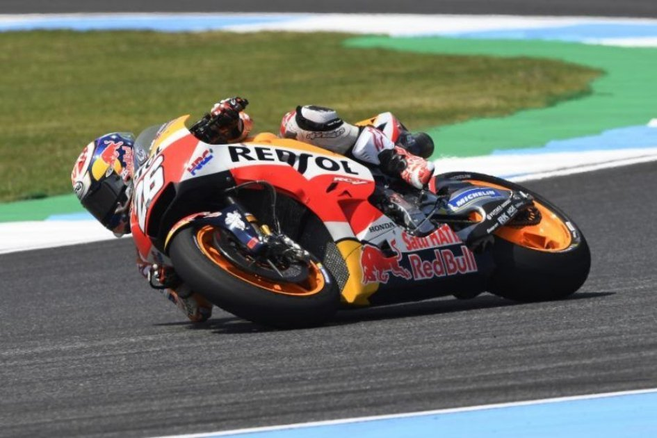 "MotoGP: Pedrosa: ""I asked too much of the tyres"""