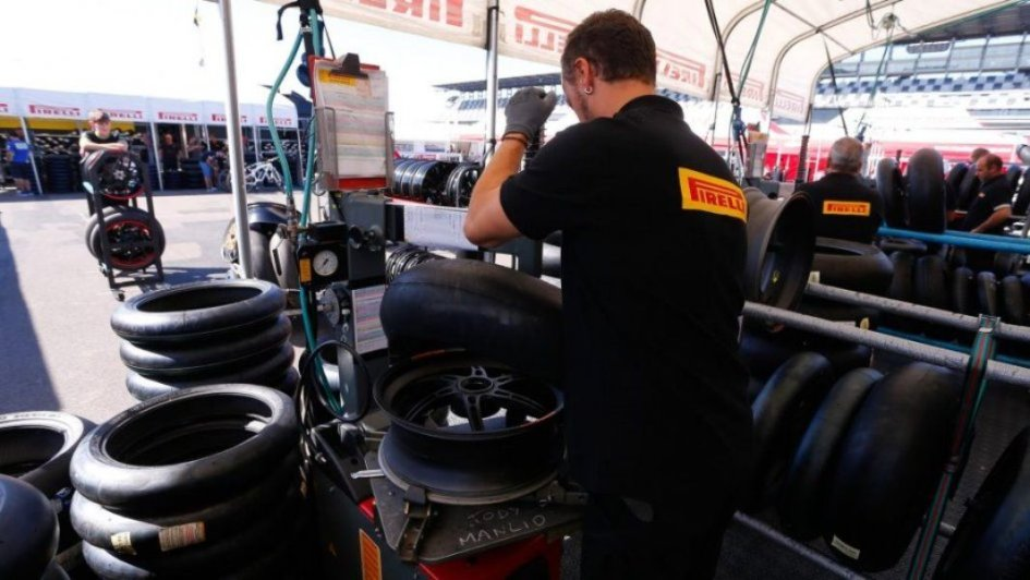 MotoGP: Pirelli: sfida caliente al Villicum con pneumatici di gamma