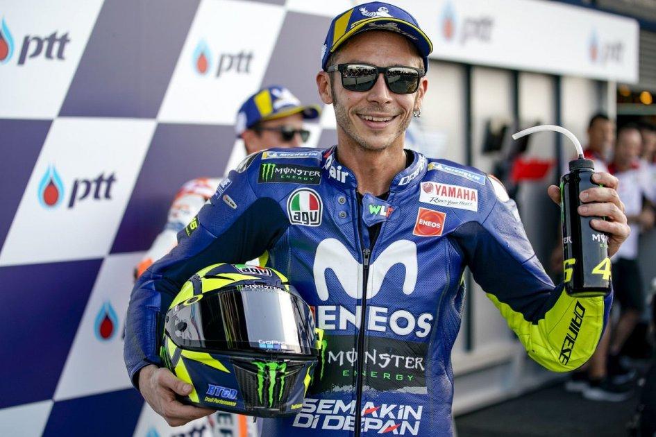 """MotoGP: Rossi: """"I'm optimistic, I can be fast at Motegi too"""""""