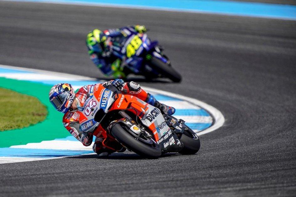 """MotoGP: Dovizioso: """"Questa volta non sarà una sfida solo contro Marquez"""""""