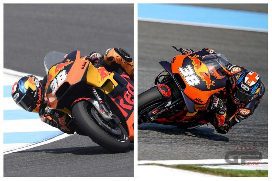 MotoGP: A Buriram anche KTM mette le ali