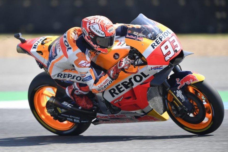 MotoGP: Márquez 2, The Spaniard's Revenge, snatching the win from Dovizioso at Buriram